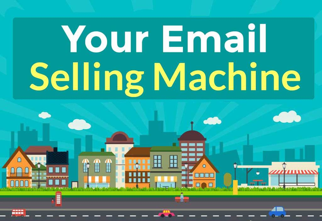 Email Selling Machine