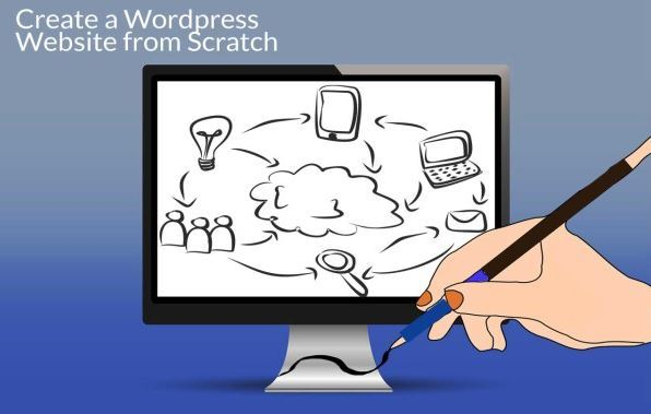 How to Create a Wordpress Site from Scratch