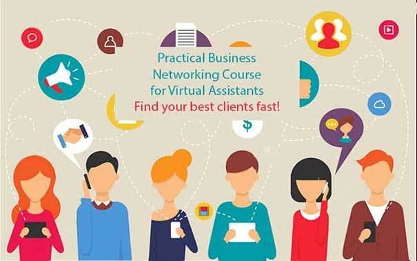Business Networking Course for Virtual Assistants