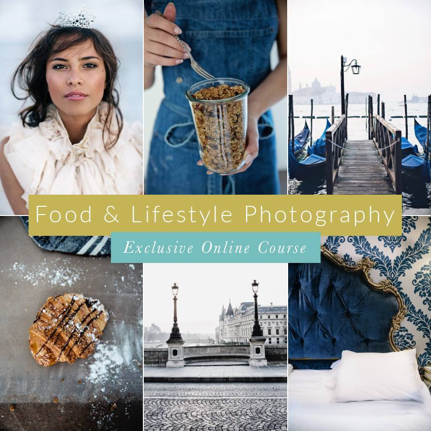 Food & Lifestyle Photography Course