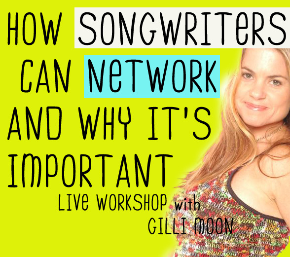 How Songwriters Can Network - Video Course